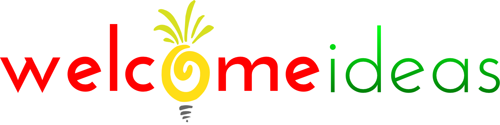 Welcome Ideas Logo